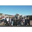 Dreem arkitekter på resa i San Sebastian och Bilbao