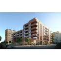 Riksbyggen tillsammans med Sweco och HSB tillsammans med CaseStudio får uppdraget att bygga trähus i Gibraltarområdet