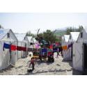 Better Shelter in Kara Tepe, Lesvos