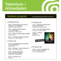 Talentums seminarier i Almedalen