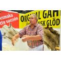 – Årets mässa har varit den bästa vi haft någon gång, säger Tommy Olsson på Original Gahhkko AB.
