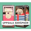 PRESSINBJUDAN: Uppsalas skräpkör debuterar på valborg