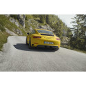 Less is more – den nye Porsche 911 Carrera T