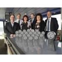 Stena Line celebrates Best Ferry Company Award
