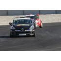 Joel Jern håller undan i Clio Cup-toppen