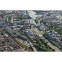 Plats för 450 bostäder i nya Fabriksparken i Sundbyberg