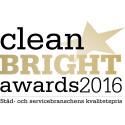 Presentation av finalisterna i CLEAN Bright Awards 2016