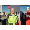 Kameraövervakning skapar trygghet på obemannade bensinstationer