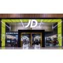 JD Sports växer och öppnar sin andra butik i Kista Galleria