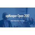 upKeeper Open 2017 - En riktig användarträff