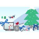 Låt inte hackade klappar förstöra julen