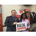 MIDLOTHIAN MP SAYS THE UK MUST MAKE TAX FAIR