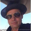 Brad Pitt ankommer til Gran Canaria