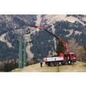 Fassi loader crane