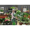 Nu säljs miljövänligt odlade blommor på ReTuna