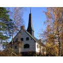Begravning i Enskede kyrka