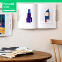 Lyckad crowdfunding för Magazine Wall Hanger
