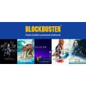 BLOCKBUSTER: Hver fjerde film i Norden skal lejes hos os