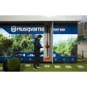 Husqvarna tar, med hjälp av Telenor Connexion och partners, steget in i delningsekonomin