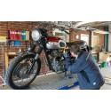 Så går det till att besikta en motorcykel