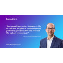 BearingPoint has record revenues of €739 million in 2018