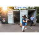 Nu ska det bli lättare att lämna till återbruk på återvinningscentralerna i Linköping