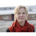 Lena Nyström, universitetsadjunkt och kursledare för grundlärarutbildningen vid Luleå tekniska universitet