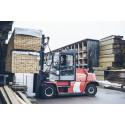 Fortsatt mycket stark tillväxtför byggmaterialhandeln