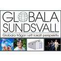Snart går startskottet för temaveckan Globala Sundsvall  - gymnasielever bygger flyktingbostad på Stora torget - invigning den 3 oktober