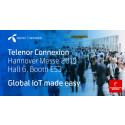 Telenor Connexion fosters IoT knowledge sharing at Hannover Messe 2019
