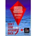 Don't send Afghans back - Stoppa utvisningarna till Afghanistan! 18 februari