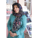 Dr Tahera Alemi, Women's Right's Officer, ActionAid Afghanistan