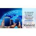 Xelent har kompletta lösningar för mobil kommunikation inomhus.