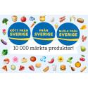Över 10.000 märkta produkter när Från Sverige fyller 4 år