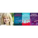 Sarah Morgan gästar Bokmässan 2018