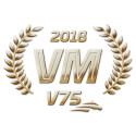 Anmälan till VM i V75 är öppen