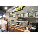 Subway når ny milstolpe – öppnade 40 000:e restaurangen