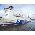 Stena Line skifter navn til Santa Line