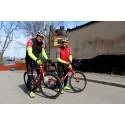 Nu cyklar Måns Möller och Christer Skog från Stockholm till Kreta på 23 dagar