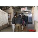 Syrien: Sjukhus evakueras efter nattens militäroffensiv