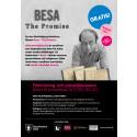 Program för Sverigepremiär dokumentärfilmen Besa -the promise och paneldebatter