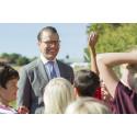 Martin & Servera engagerar sig för hälsosam mat för barn och ungdomar