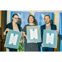 Stora Enso voitti vuoden 2016 vastuullisuusraportointikilpailun pääpalkinnon