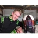 Erik Stillman redo att växla upp i V8 Thunder Cars
