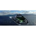 High res image - Kongsberg Maritime - Hronn