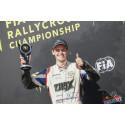 Volkswagens Johan Kristoffersson vill säkra bronsmedaljen när rallycross-VM avslutas i Argentina