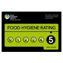 National Food Hygiene Ratings Scheme now live in Hackney