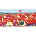 Tegl på Danmark