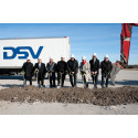 DSV Canada breaks ground on new 1.1 million square foot facility in Milton, Ontario