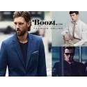 Boozt.com tillför fler varumärken till herravdelningen